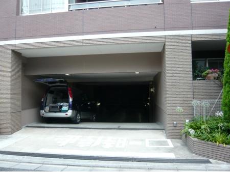 D'グランセ深沢リージェントコート 駐車場