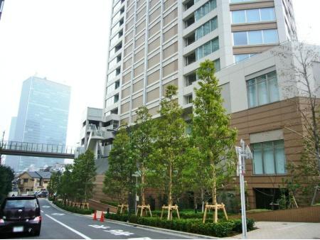パークコート赤坂ザ・タワー 外観