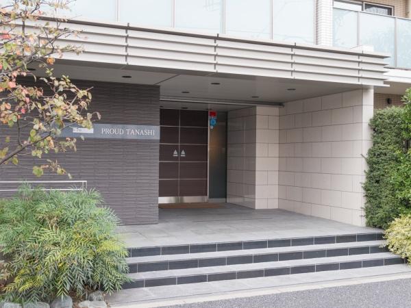 プラウド田無 エントランス
