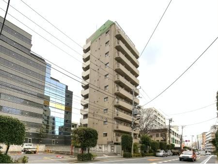 スカイコート神楽坂壱番館 外観