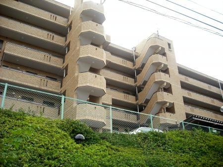 サンマンション青葉台ガーデン 外観