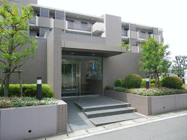 宮崎台ヒルズ エントランス