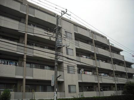 宮前平ガーデンハウス弐番館アレグレット 外観