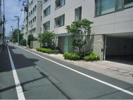 コスモイオ桜新町 エントランス