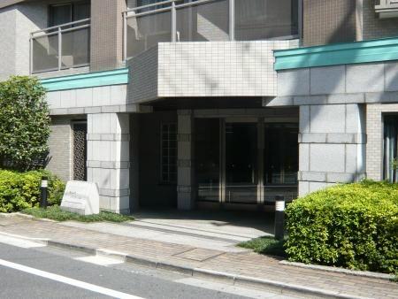 桜上水パークハウス エントランス