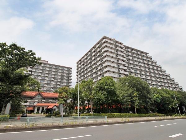中銀ライフケア横浜港北 外観