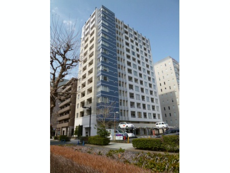 D'クラディア新横浜プラチナソリッド 外観