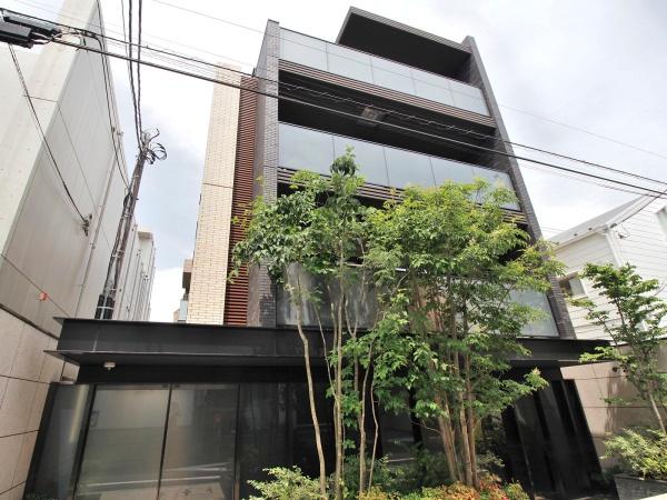 オープンレジデンシア表参道神宮前ザ・ハウス 外観