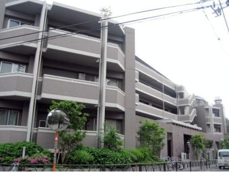 D'グランセ駒沢大学 外観