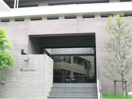 D'グランセ駒沢大学 エントランス