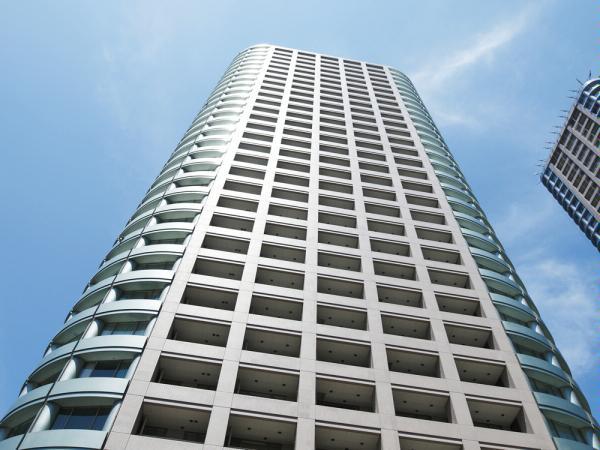 シティフロントタワー 外観
