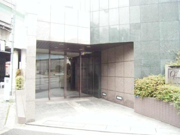 ベイサイドステージ東京 エントランス