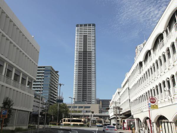 ザ・千里タワー 外観
