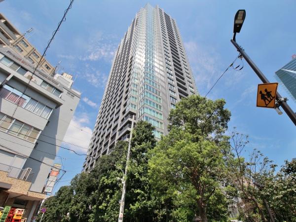 THE ROPPONGI TOKYO マンション表札