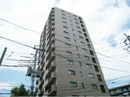 オーベル大宮土呂プライムタワー 外観