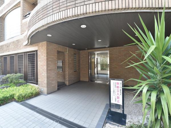 中野富士見町パークハウス エントランス