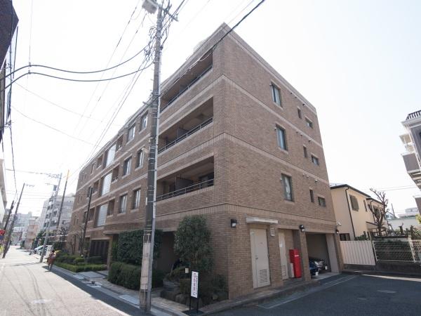 中野富士見町パークハウス 外観