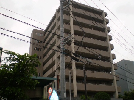 コスモシティ戸田グランキューブ 外観