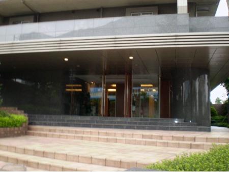 コスモシティ戸田グランキューブ エントランス