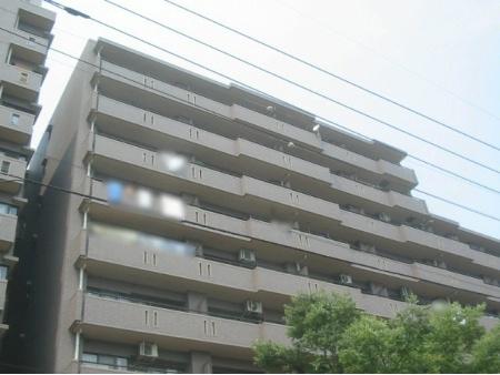 コスモ川口ガーデンスクエア 外観