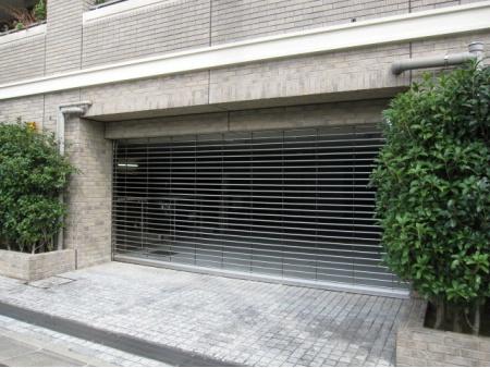 瀬田シティハウス 駐車場