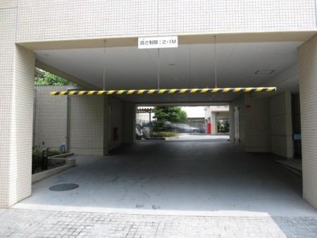 イトーピア桜新町グランピークス 駐車場