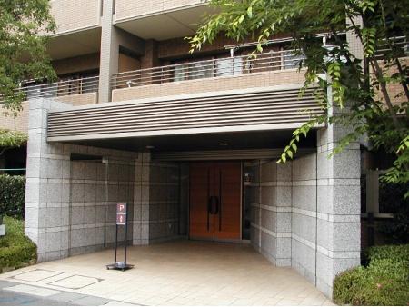 コスモ津田沼シティフォルム エントランス