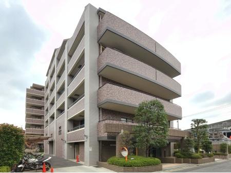 クレッセント武蔵新城3 外観