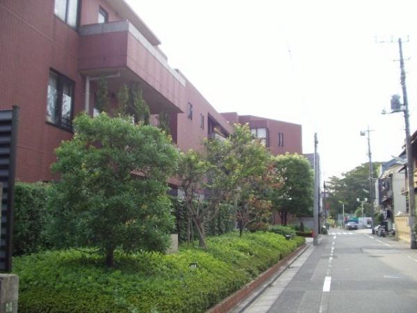 駒沢公園ヒルズ 外観