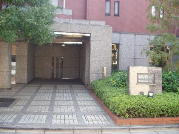 駒沢公園ヒルズ エントランス