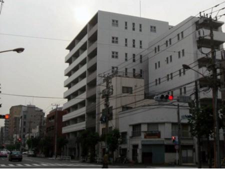 コスモ本所吾妻橋 外観