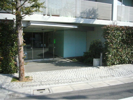 ピアースコード駒沢大学 エントランス