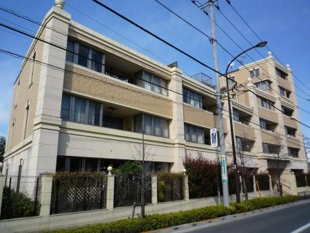 グランシティ武蔵小金井ラ・フィエルテ 外観