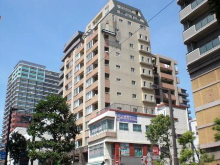 船橋本町ガーデンハウス 外観
