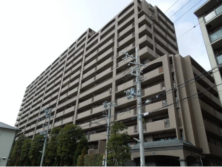 コスモシティ神戸本山 外観