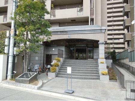コスモシティ神戸本山 エントランス