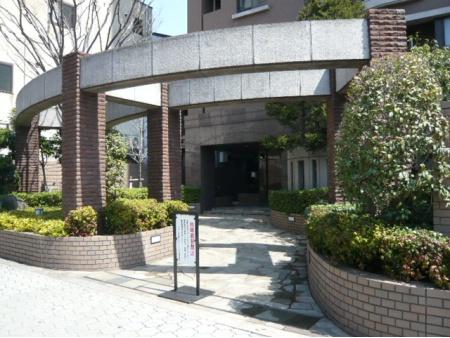コスモ阿倍野シティフォルム エントランス