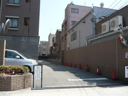 コスモ阿倍野シティフォルム 駐車場