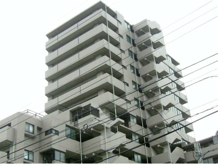ライオンズマンション検見川浜 外観