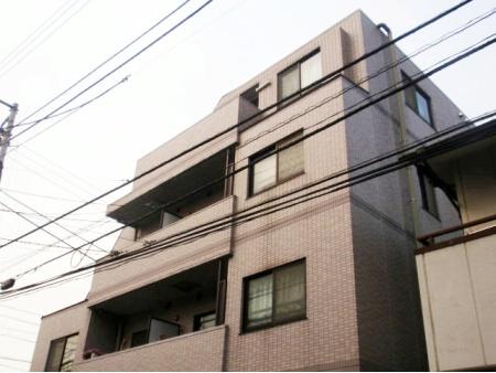 ライオンズマンション高田馬場第2 外観