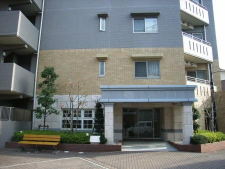 パークコート大倉山 エントランス