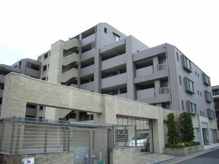 大倉山南ガーデンハウス 外観