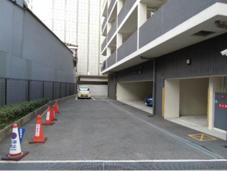 ダイナシティ梅田 駐車場