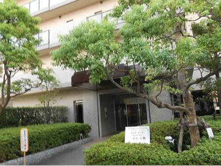 フェアコート大阪城公園 エントランス