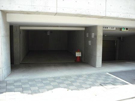 イトーピア長者丸イデア 駐車場