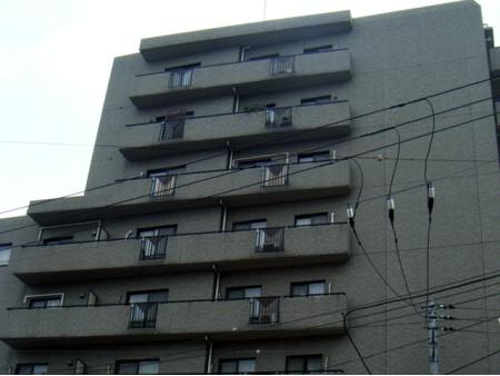 千石パインマンション 外観