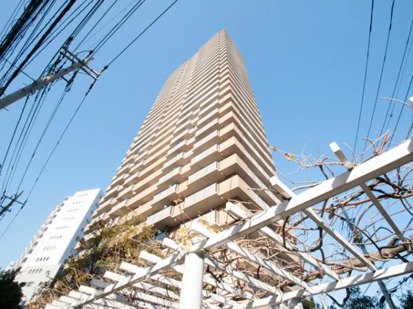 東京アルバタワー 外観