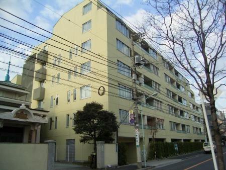 D'グランセ三田聖坂 外観