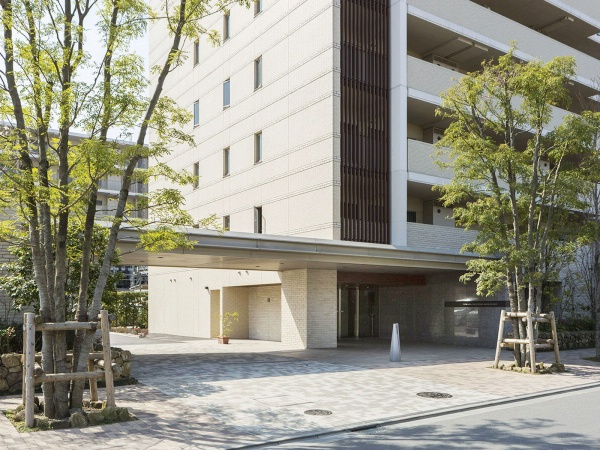 オハナ平塚桃浜 エントランス