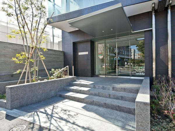 ザ・パークハウス新宿柏木 エントランス